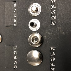 Boutons pressions